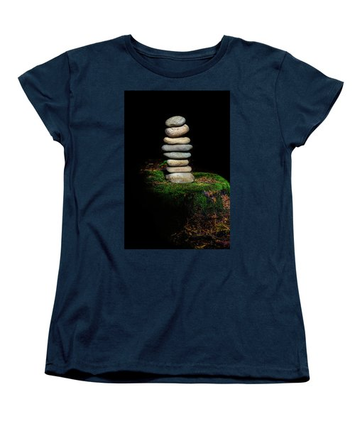 Women's T-Shirt (Standard Cut) featuring the photograph From The Shadows by Marco Oliveira