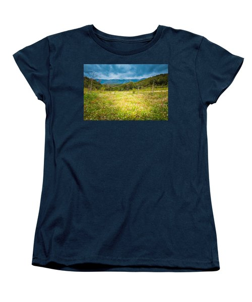 From Winter To Spring Women's T-Shirt (Standard Cut) by Stavros Argyropoulos