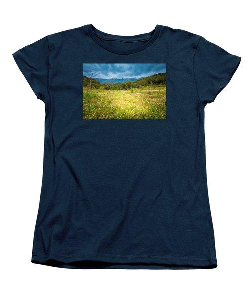 From Winter To Spring Women's T-Shirt (Standard Cut)