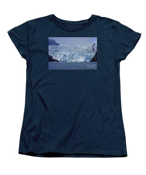 Frozen Beauty Women's T-Shirt (Standard Cut) by Jennifer White