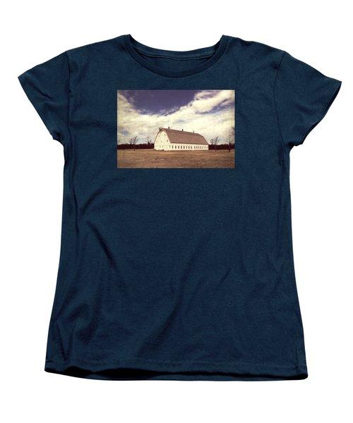 Women's T-Shirt (Standard Cut) featuring the photograph Full Of Surprises by Julie Hamilton
