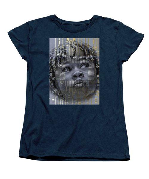 Rite Of Passage Women's T-Shirt (Standard Cut) by Moustafa Al Hatter