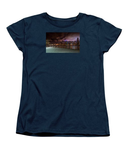 Gantry Park Women's T-Shirt (Standard Cut) by Rafael Quirindongo
