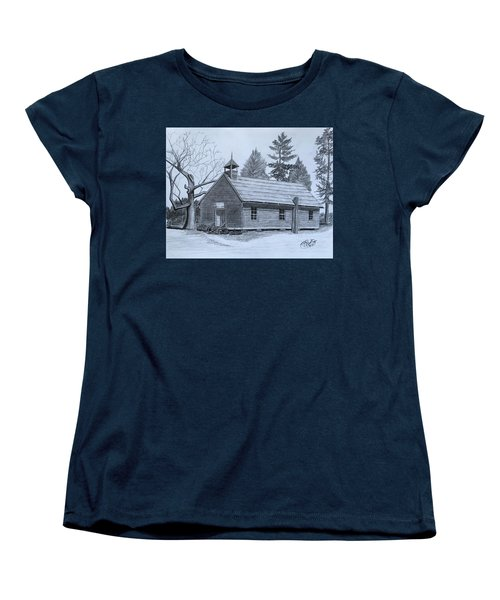 Garden Creek Baptist Church  Women's T-Shirt (Standard Cut)