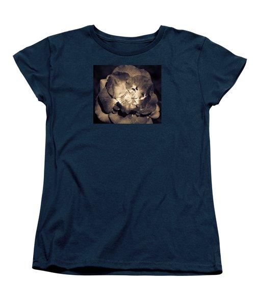 Garden Goodbye Women's T-Shirt (Standard Cut) by Cathy Donohoue