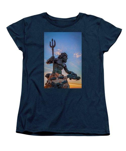 Gaze I Women's T-Shirt (Standard Cut) by David Cote