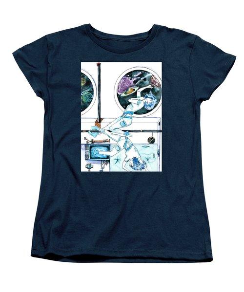 Gemini Journey Pollux Pleads Women's T-Shirt (Standard Cut) by D Renee Wilson