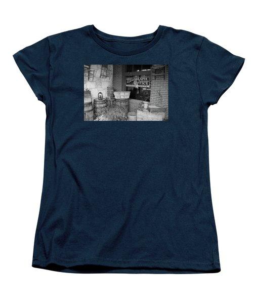 General Store Women's T-Shirt (Standard Cut) by Inspirational Photo Creations Audrey Woods