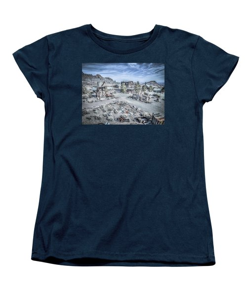 General Store Women's T-Shirt (Standard Cut) by Mark Dunton