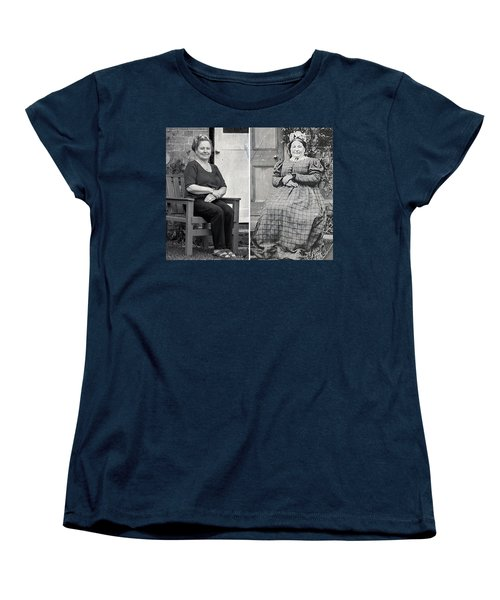 Generations Women's T-Shirt (Standard Cut) by Keith Armstrong