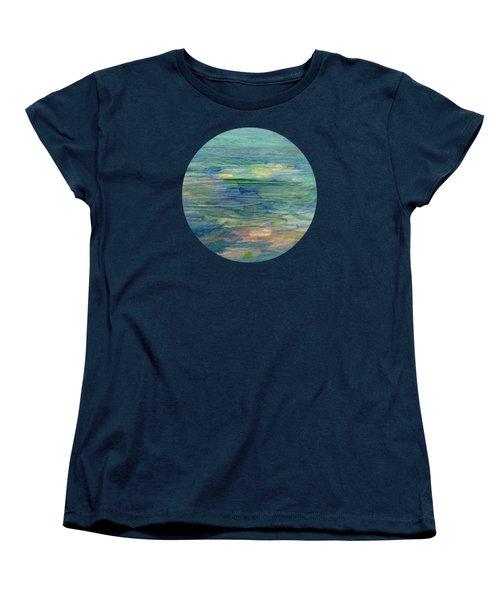 Gentle Light On The Water Women's T-Shirt (Standard Fit)