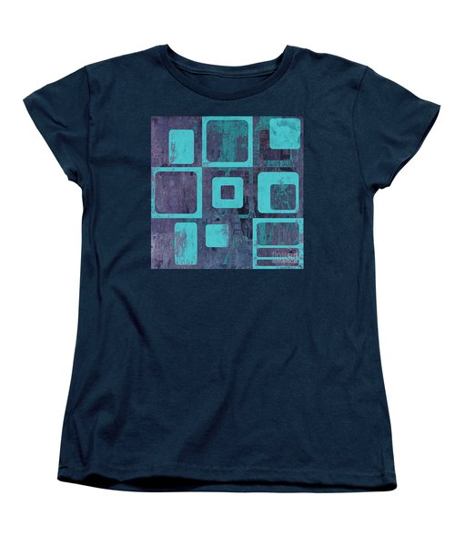 Geomix 02 - Sp06c6b Women's T-Shirt (Standard Cut) by Variance Collections