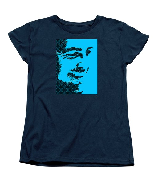 George Clooney 1 Women's T-Shirt (Standard Cut) by Emme Pons