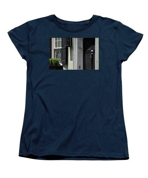 Georgian Gem Women's T-Shirt (Standard Cut) by Ed Waldrop