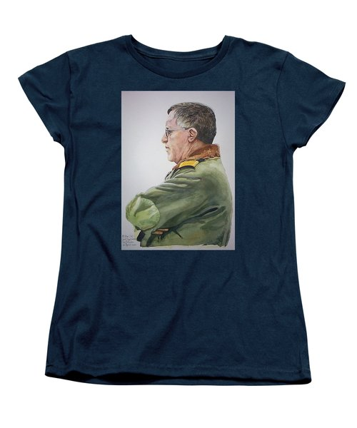 Gert Women's T-Shirt (Standard Cut) by Tim Johnson