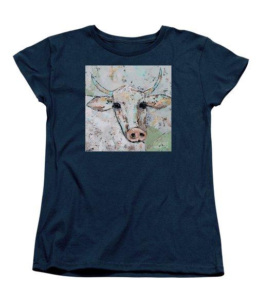 Gertie Women's T-Shirt (Standard Cut) by Kirsten Reed