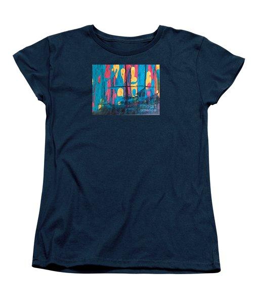 Ghost Ship Women's T-Shirt (Standard Cut)