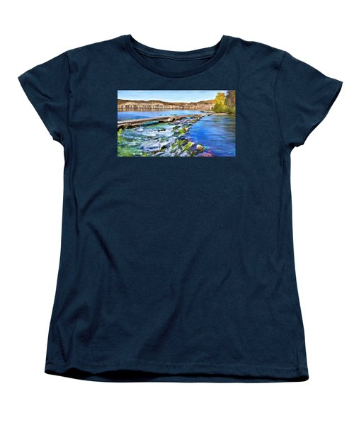 Giant Springs 3 Women's T-Shirt (Standard Cut)