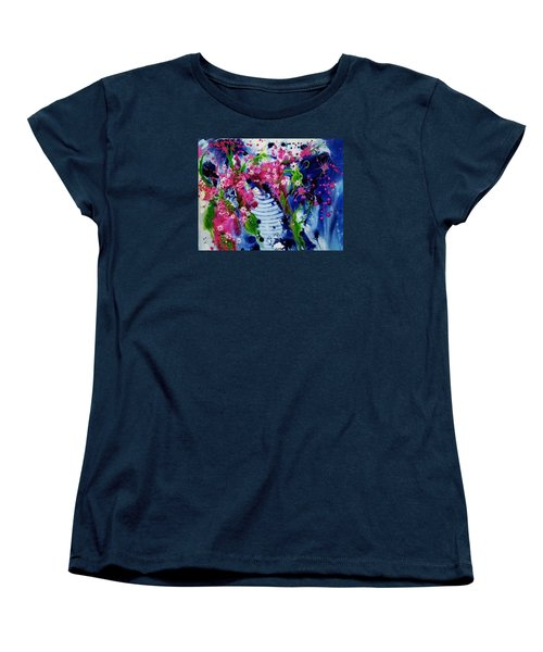 Gladys Delights Women's T-Shirt (Standard Cut) by Susan Curtin