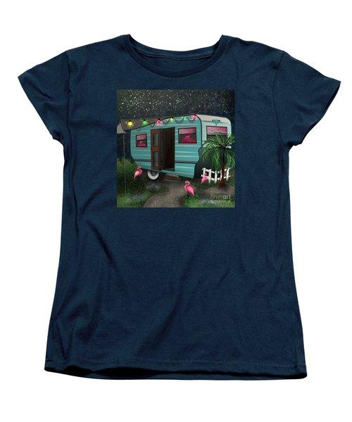 Glamping Women's T-Shirt (Standard Cut)