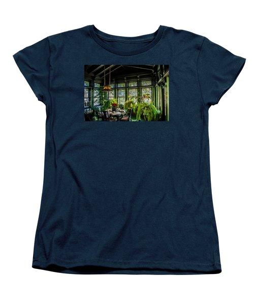 Glensheen Mansion Breakfast Room Women's T-Shirt (Standard Cut)