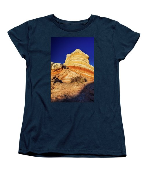 Women's T-Shirt (Standard Cut) featuring the photograph Glimpse by Chad Dutson
