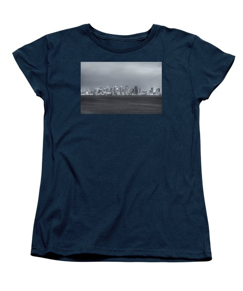 Glowing In The Night Women's T-Shirt (Standard Cut)