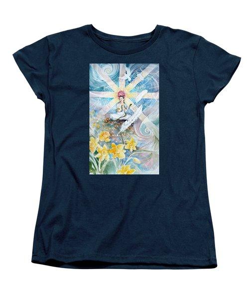 Goddess Awakened Women's T-Shirt (Standard Cut)