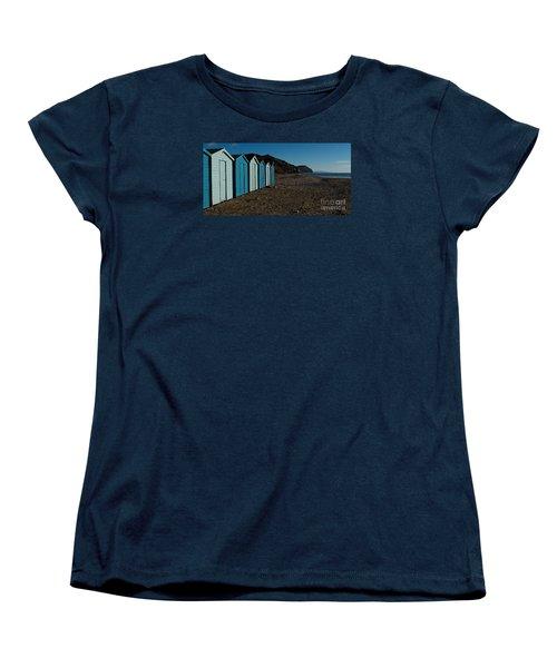 Golden Cap Women's T-Shirt (Standard Cut) by Gary Bridger