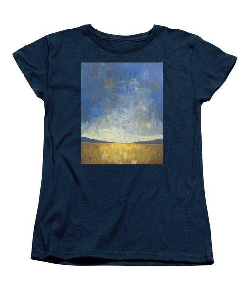Golden Glow Women's T-Shirt (Standard Fit)