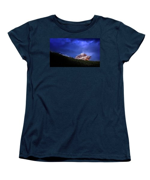 Women's T-Shirt (Standard Cut) featuring the photograph Golden Nugget by John Poon