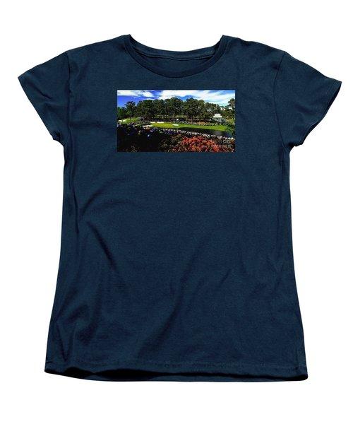 Golf Masters Women's T-Shirt (Standard Cut)