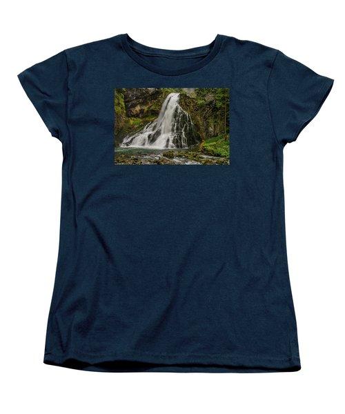 Golling Falls Women's T-Shirt (Standard Cut)