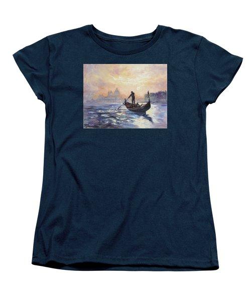 Gondolier Women's T-Shirt (Standard Cut)