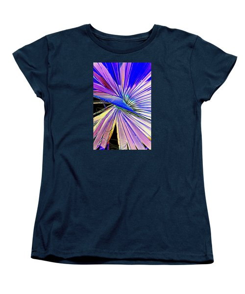 Women's T-Shirt (Standard Cut) featuring the photograph Gone Gone Forever by Antonia Citrino