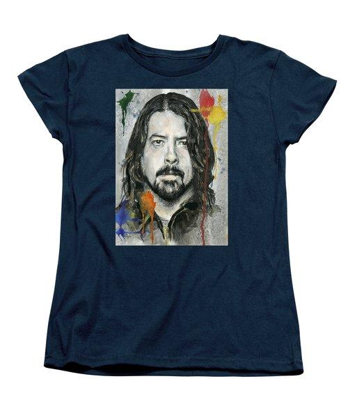 Good Dave Women's T-Shirt (Standard Cut) by Nate Michaels