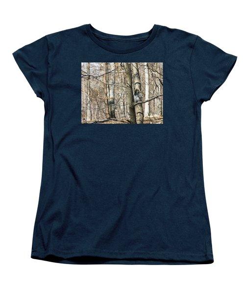 Good Day For Eating Women's T-Shirt (Standard Cut) by Jose Rojas