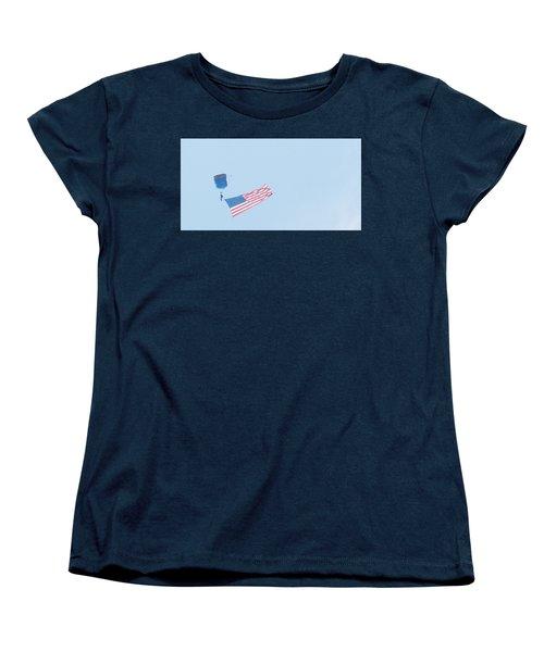 Good Glory Women's T-Shirt (Standard Cut) by Caryl J Bohn