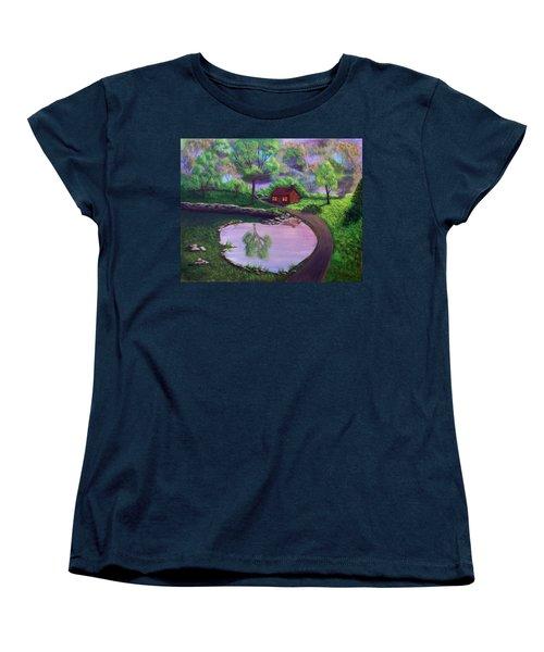 Good Spring Morning Women's T-Shirt (Standard Cut)