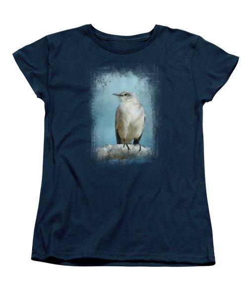Good Winter Morning Women's T-Shirt (Standard Cut) by Jai Johnson