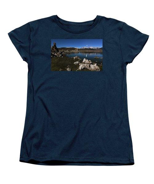 Goodnight Venus Women's T-Shirt (Standard Cut) by Tassanee Angiolillo
