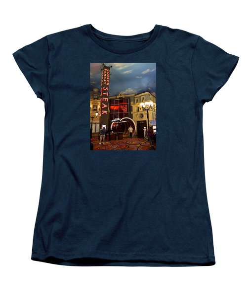 Gordon Ramsay Steak Women's T-Shirt (Standard Cut)