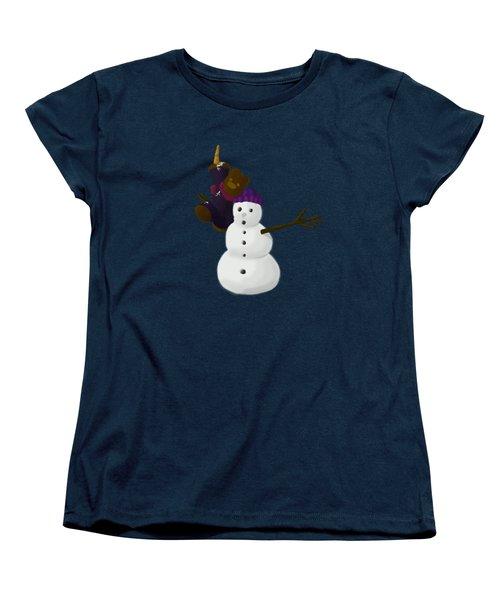 Got The Nose Women's T-Shirt (Standard Cut) by Jason Sharpe
