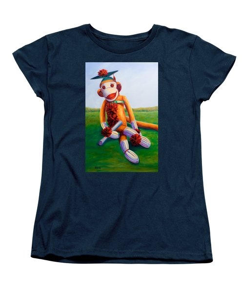 Graduate Made Of Sockies Women's T-Shirt (Standard Cut)