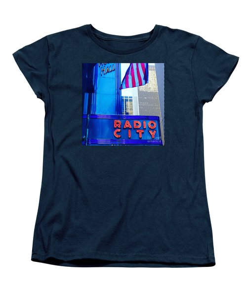 Grand  Women's T-Shirt (Standard Cut) by Beth Saffer