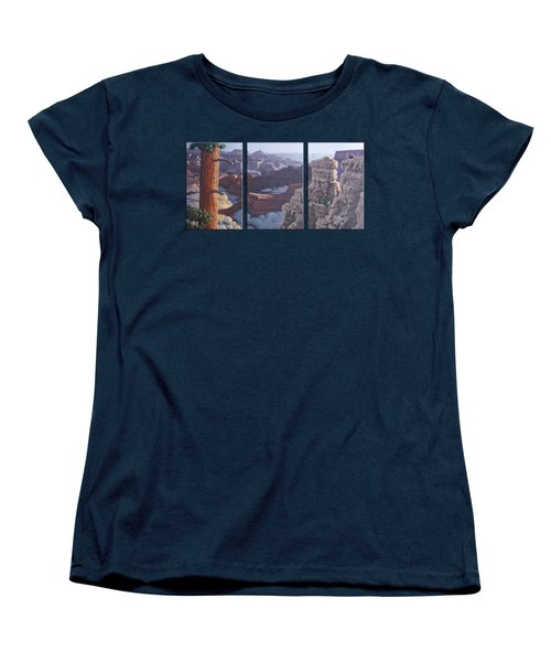 Grand Canyon Dawn Women's T-Shirt (Standard Cut)