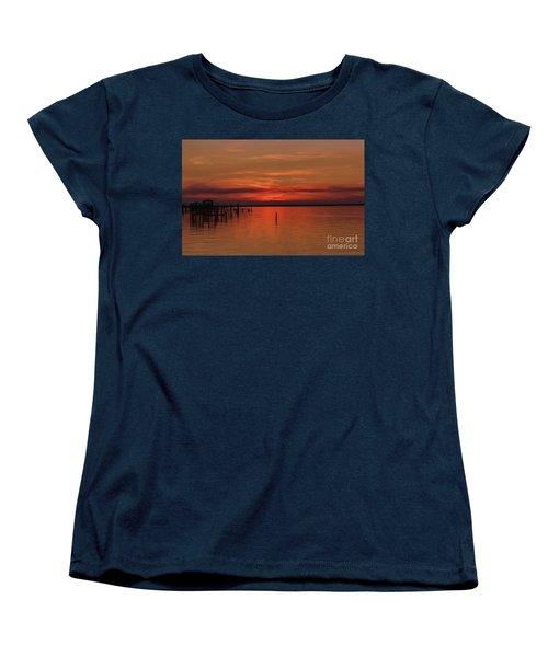Grateful Women's T-Shirt (Standard Cut) by Roberta Byram