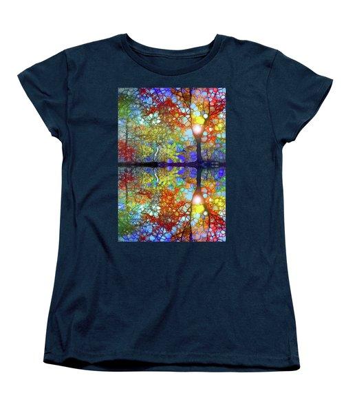 Women's T-Shirt (Standard Cut) featuring the photograph Gratitude by Tara Turner
