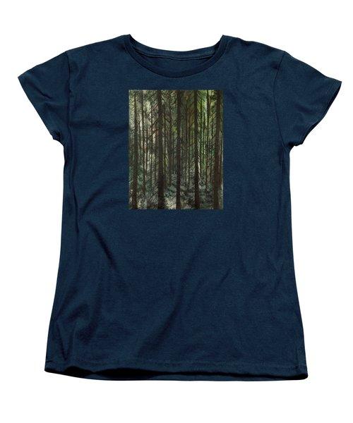 Grave Matters Women's T-Shirt (Standard Cut) by Lisa Aerts