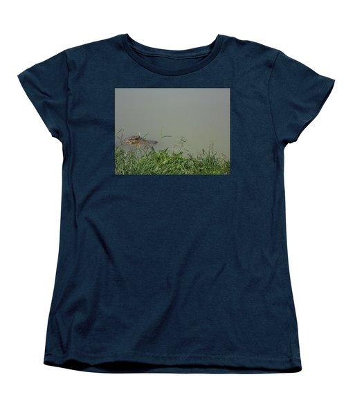 Greenwood Gator Farm Women's T-Shirt (Standard Cut)